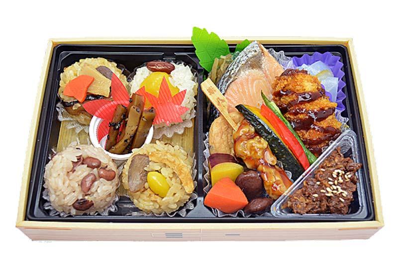 米八弁当 なごみの秋